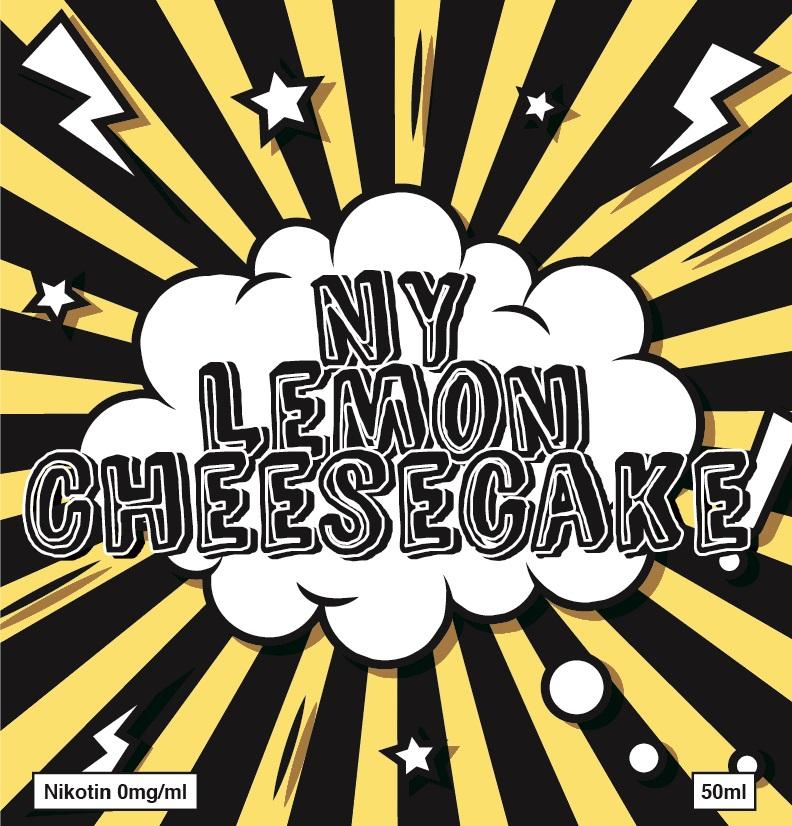 N.Y. Lemon Cheesecake