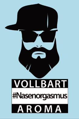 Nasenorgasmus-VOLLBART--