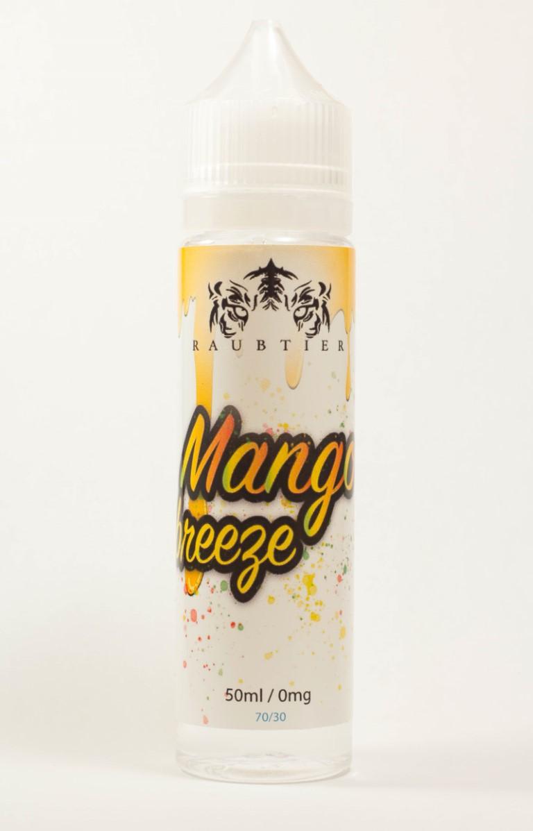 Raubtier Blueberry Mango Breeze (Mittel)