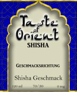 Taste of Orient