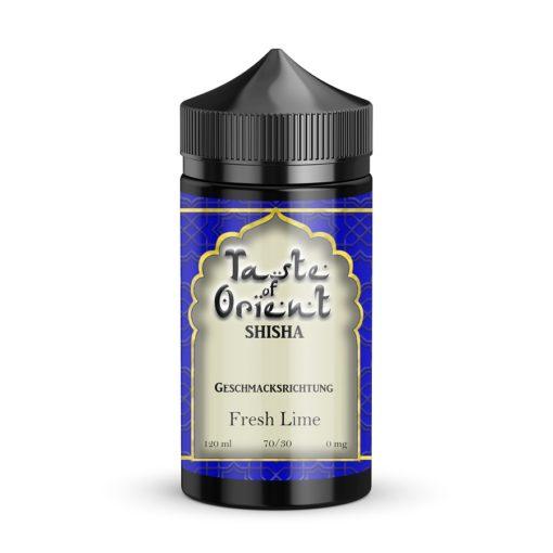 Fresh Lime Taste of Orient