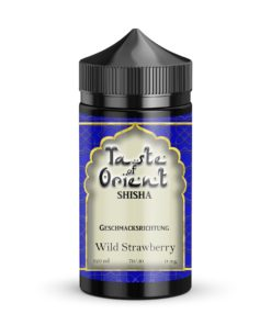 Wild Strawberry Taste of Orient