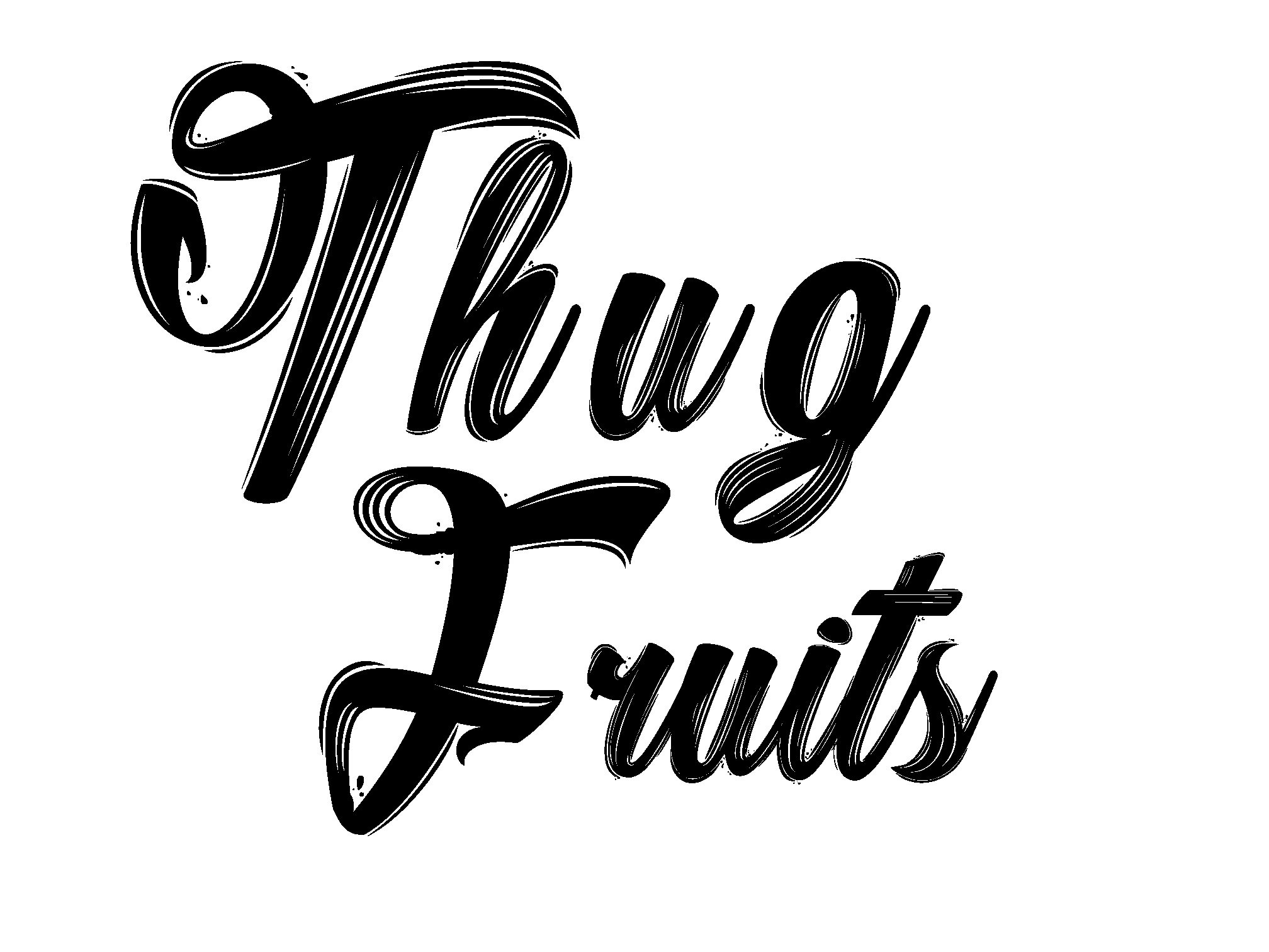 Thug Fruits